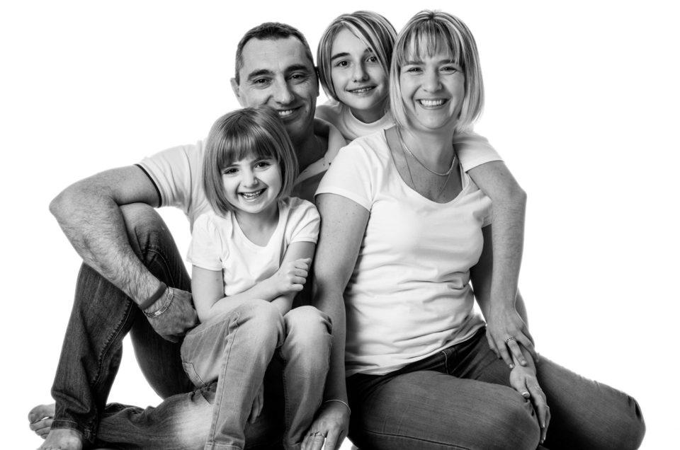 Un portrait de famille c'est aussi une rencontre – Aix en provence