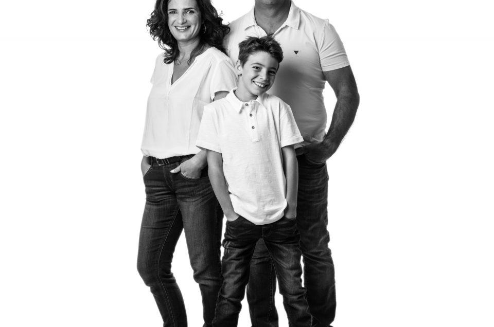 Parce qu'une photo de famille compte…