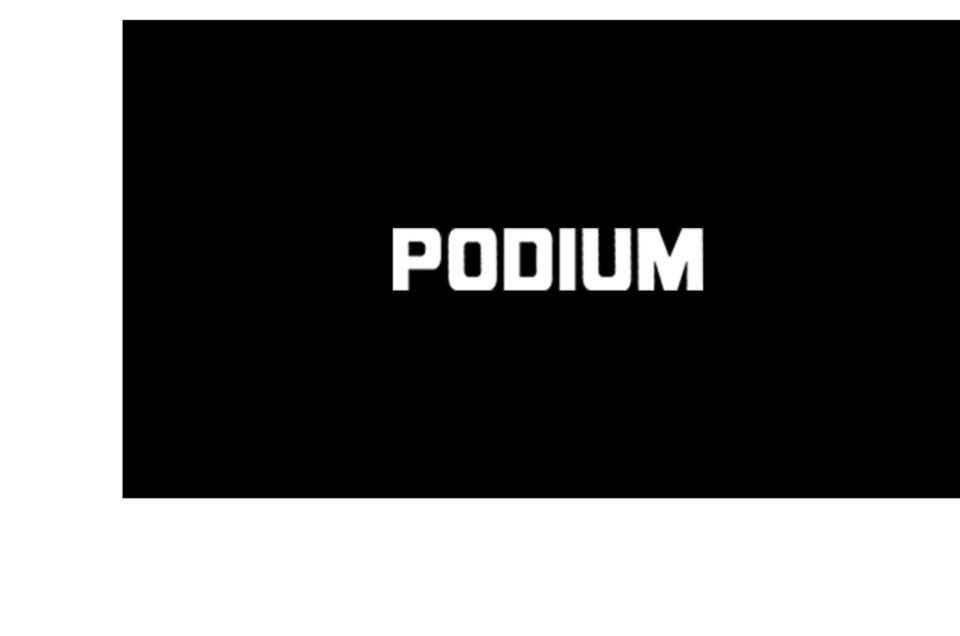 PODIUM 2018 – 2E SERIE